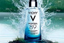 Soin visage force eclat labo Vichy