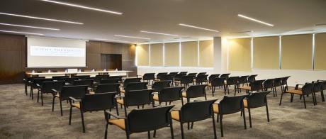 Disposition des salles de séminaires et événements