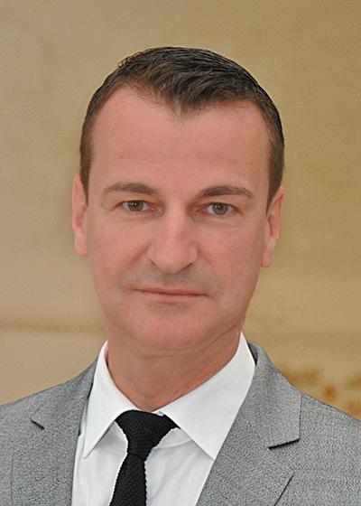 Christophe Roux Directeur Général à Moulay Yacoub