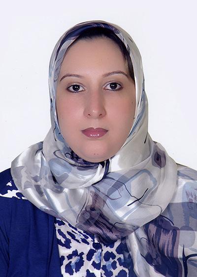 Loubna Tassine Responsable d'exploitation des thermes de Moulay Yacoub